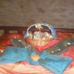 baptizado mesa