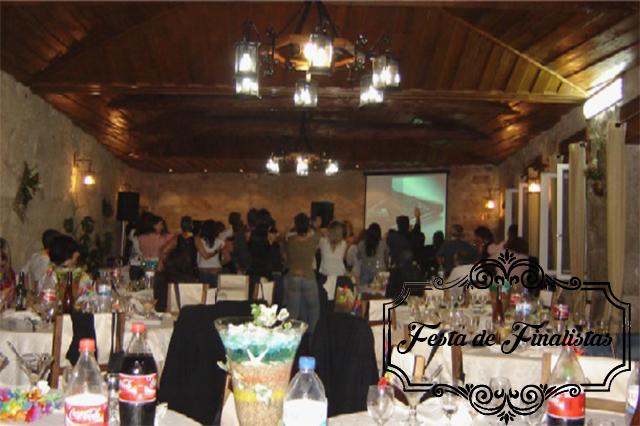 festa de finalistas site